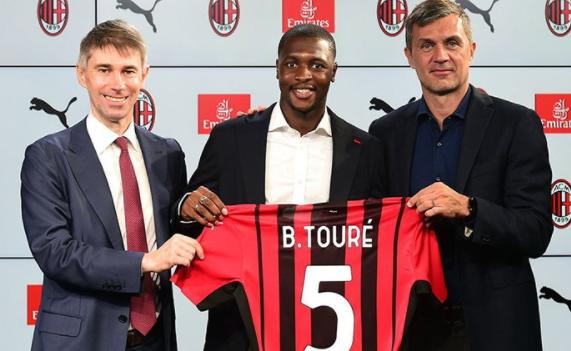 """Milan grabs """"Fode Ballo-Toure"""" for four years"""