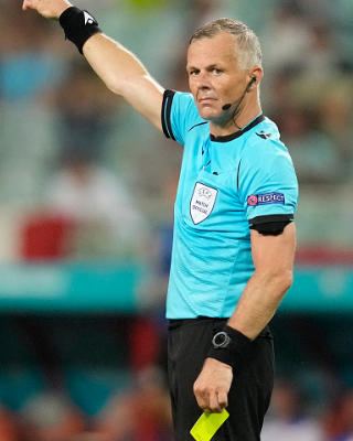 Bjorn Kuipers, richest football referee